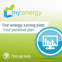 Our energy saving plan